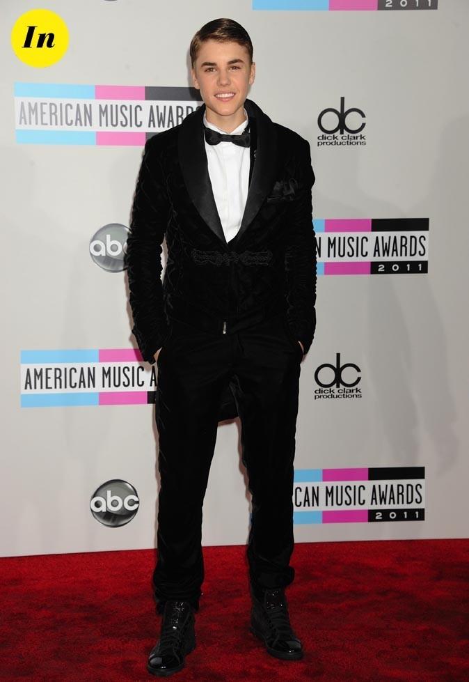 Justin Bieber en dandy