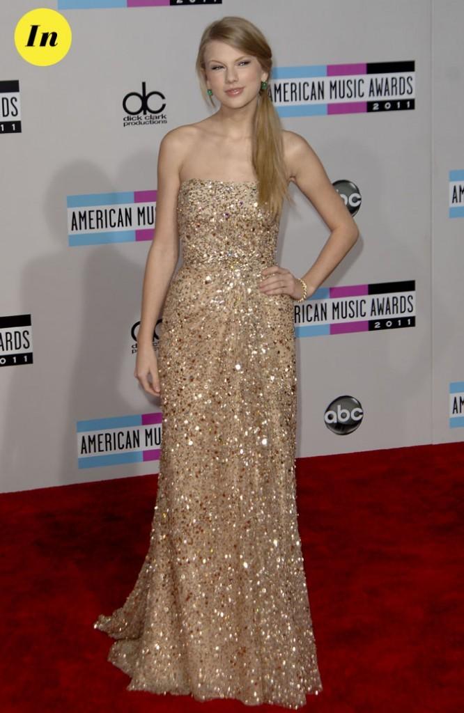 Taylor Swift brillante !