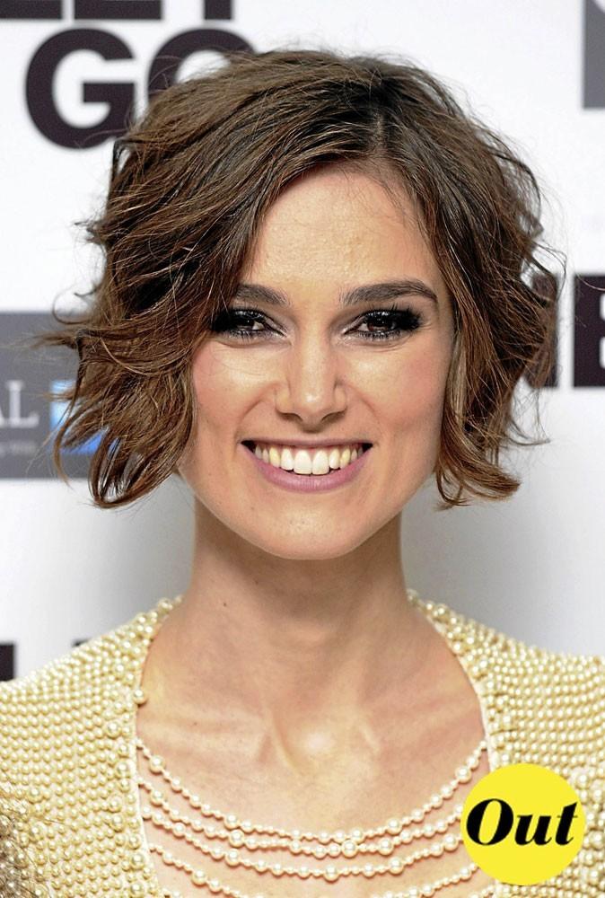 Les tendances beauté été 2011 : les cils surchargés de Keira Knightley