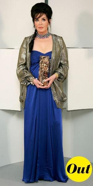 César 2010 : la robe Azzaro d'Isabelle Adjani
