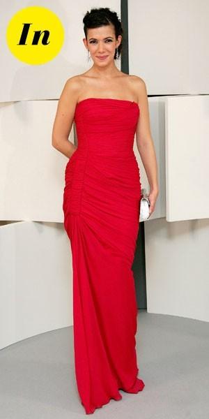 César 2010 : la robe Elie Saab de Mélanie Doutey