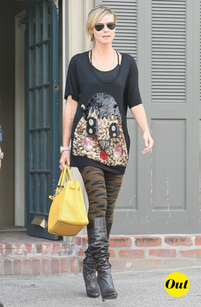 Avoir un sac Birkin ne veut pas forcément dire que vous avez du style, chère Heidi !