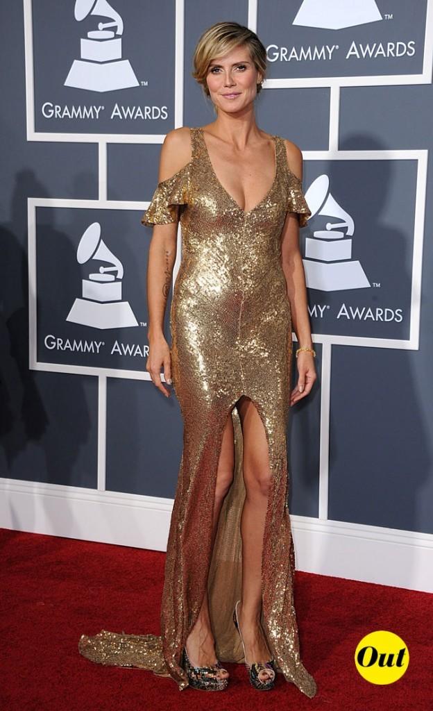 Un style so bling-bling, difficile à porter pour Heidi !