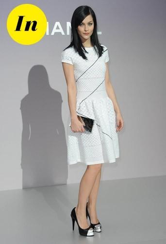 Leigh Lezark chez Chanel