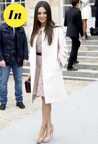 Mila Kunis chez Dior