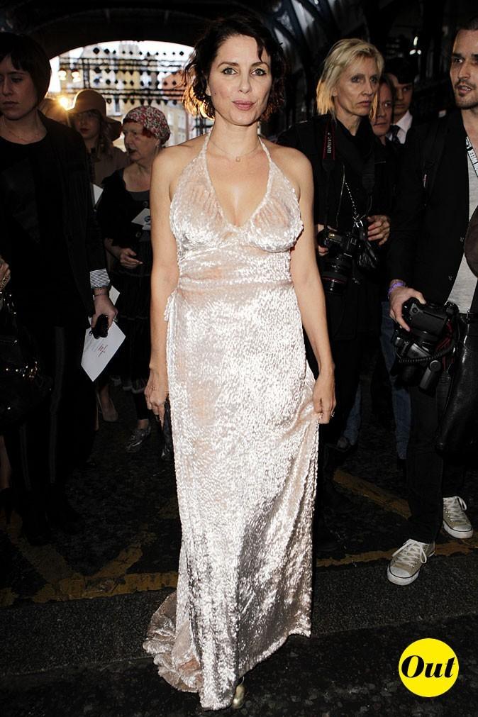 Fashion Week de Londres : Sadie Frost au défilé Vivienne Westwood !