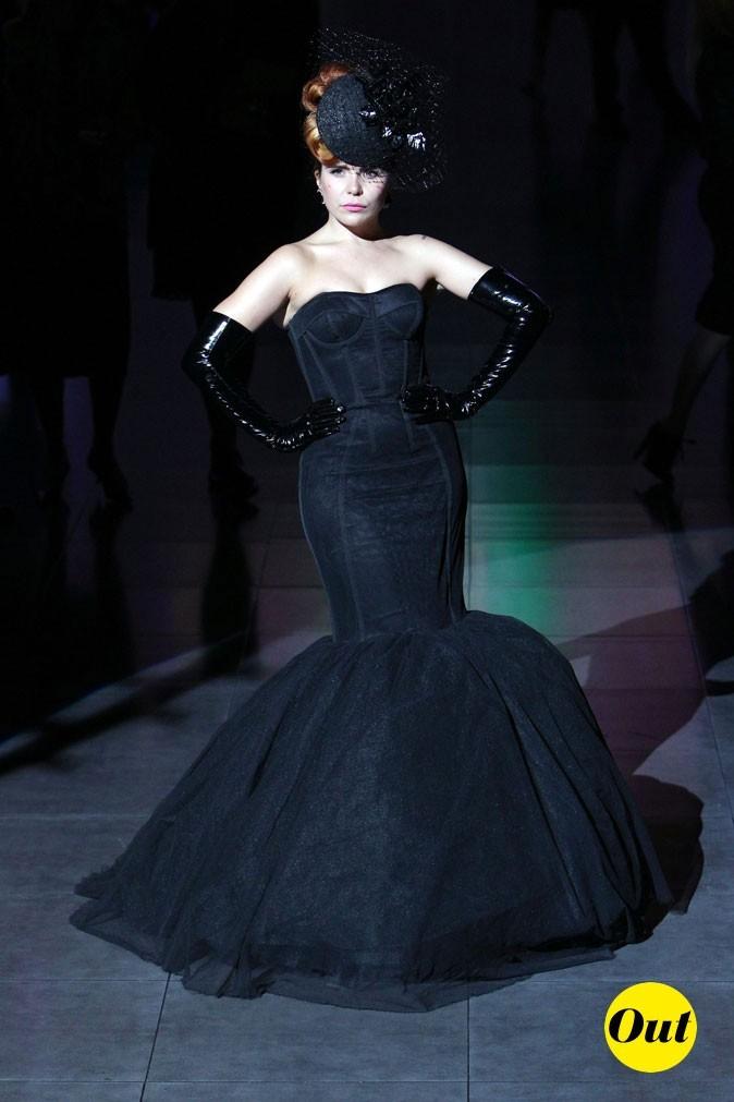 Fashion Week de Milan : Paloma Faith au défilé Dolce & Gabbana !