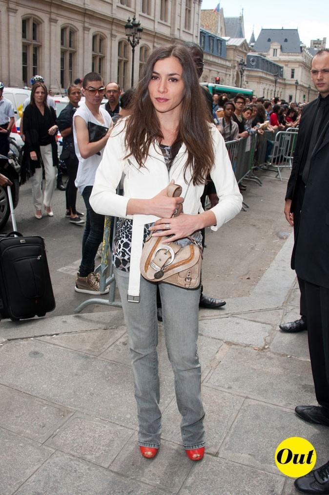 Olivia Ruiz chez Jean Paul Gaultier