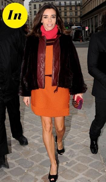 Elodie Bouchez chez Louis Vuitton