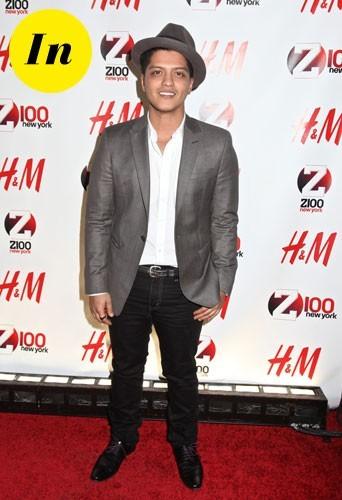 Bruno Mars : it boy IN en 2011