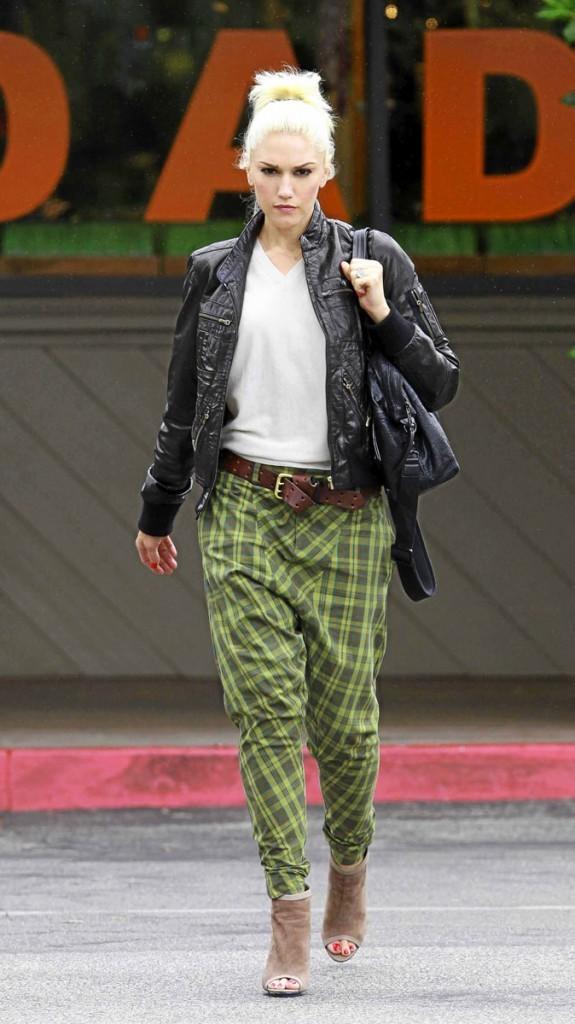 Le sarouel de Gwen Stefani