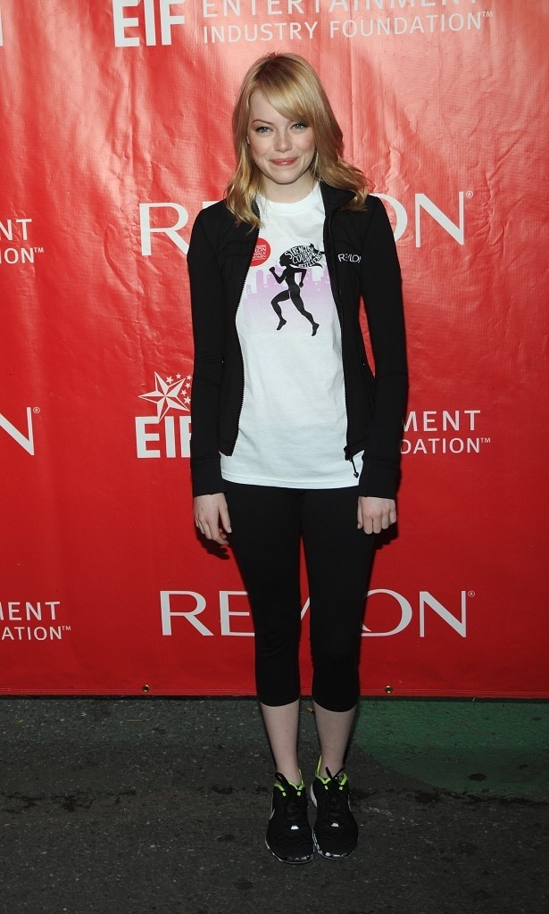 2012: A Times Square pour les EIF Revlon Run