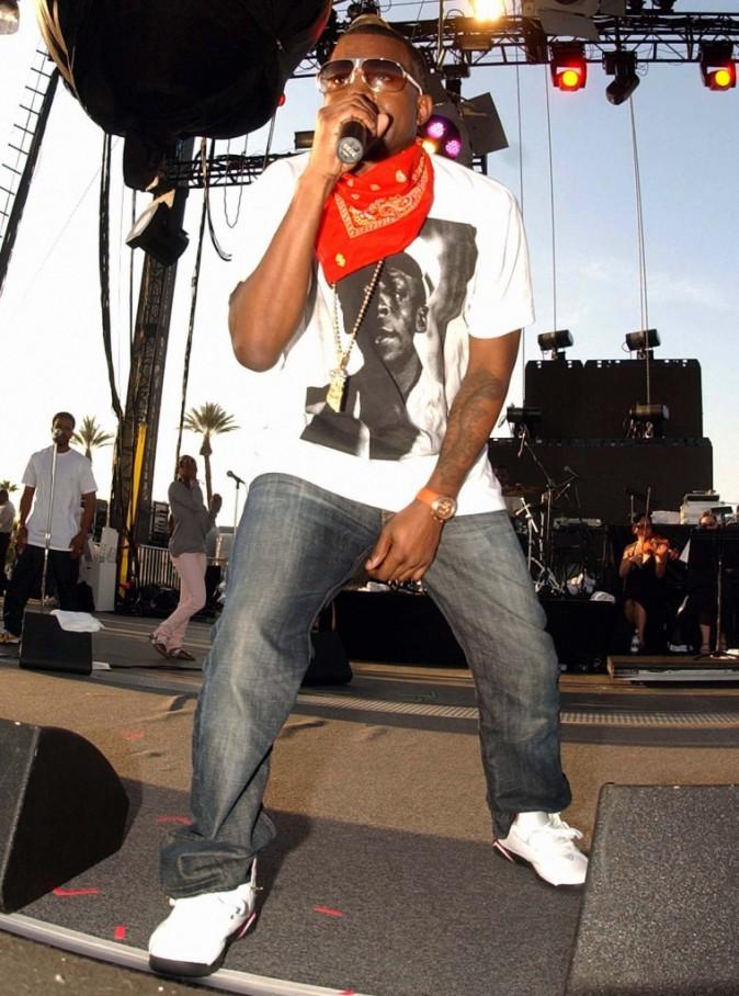 2006: Dans le move pour le Festival de Coachella