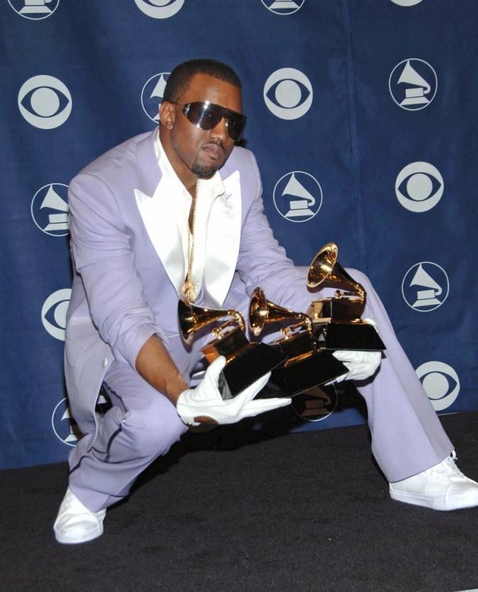 2006: Lors de la 48ème soirée des Grammy