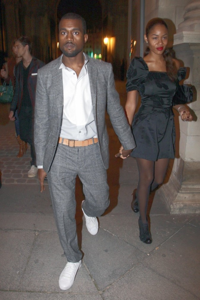 2007: Chic et sobre au défilé Vuitton