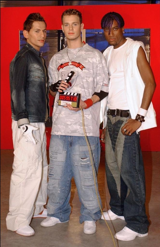 2004: Au sein des Link'up M.P n'est que Mathieu