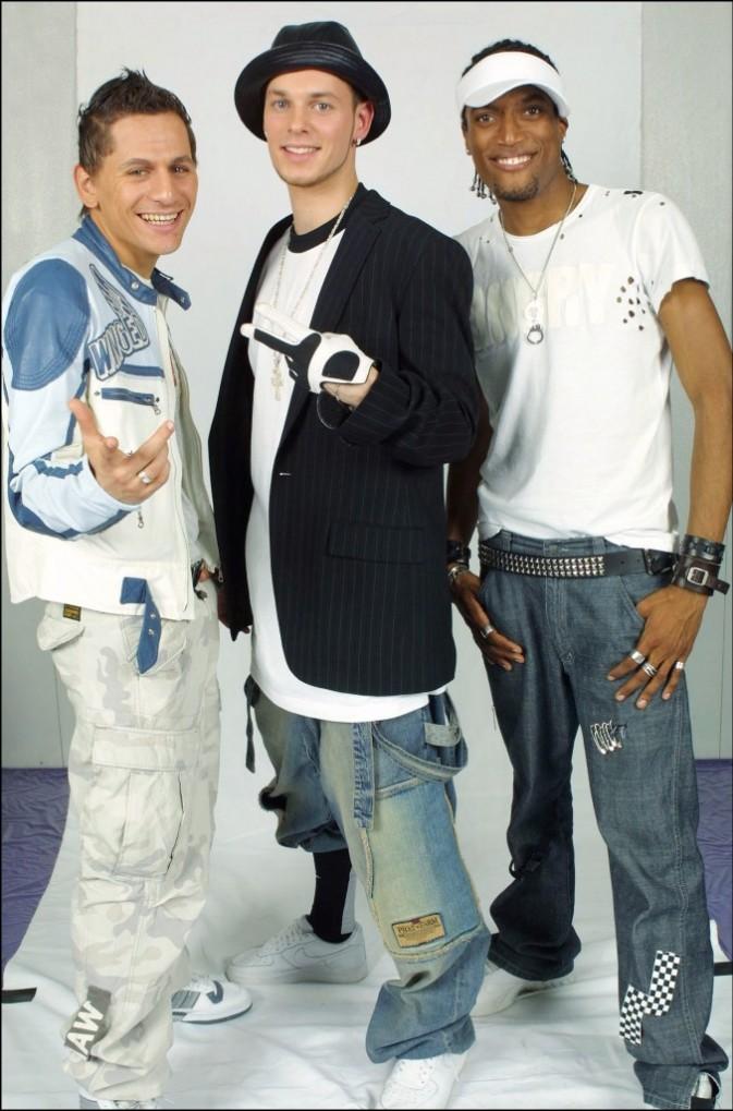 2004: Les Link'up font sensation !