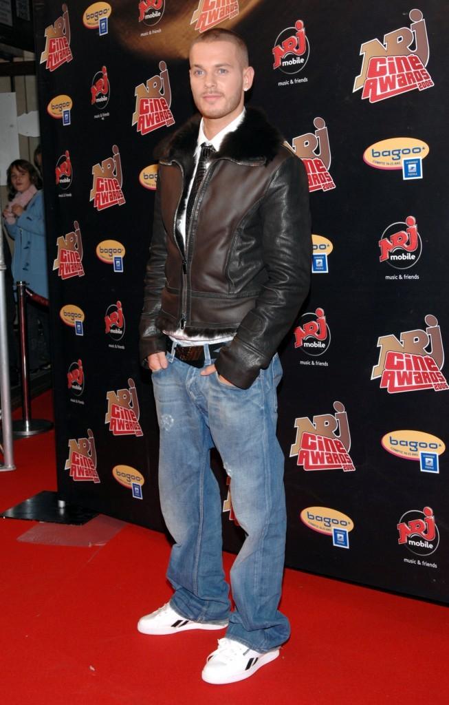 2006: Aux NRJ Ciné Awards au Grand Rex à Paris