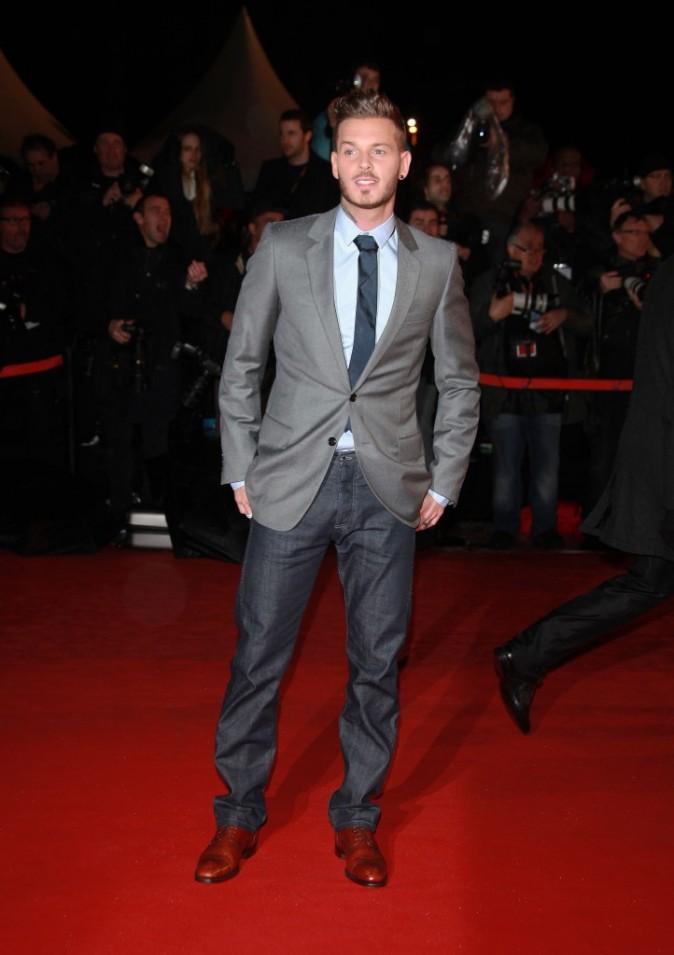 2012: A la 13 ème cérémonie des NRJ Music Awards au Palais des Festivals à Cannes