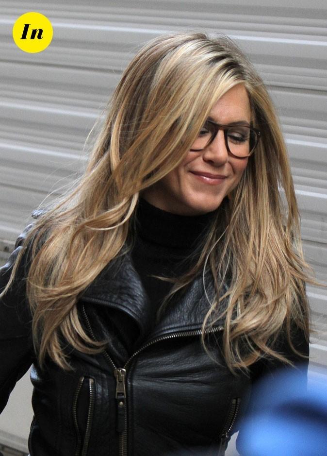 Les lunettes de vue tendance rétro de Jennifer Aniston