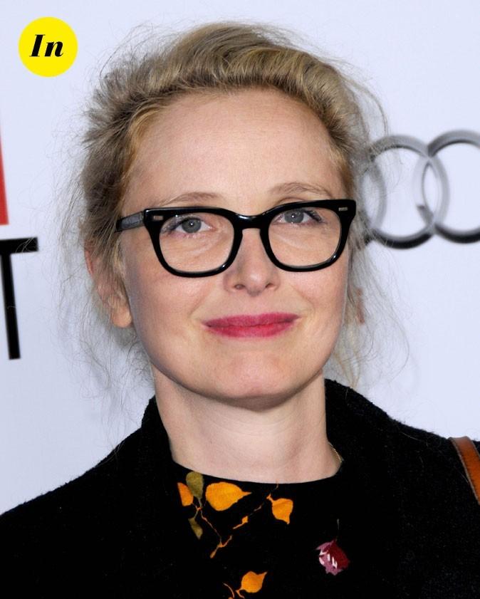Les lunettes de vue tendance Wayfarer de Julie Delpy