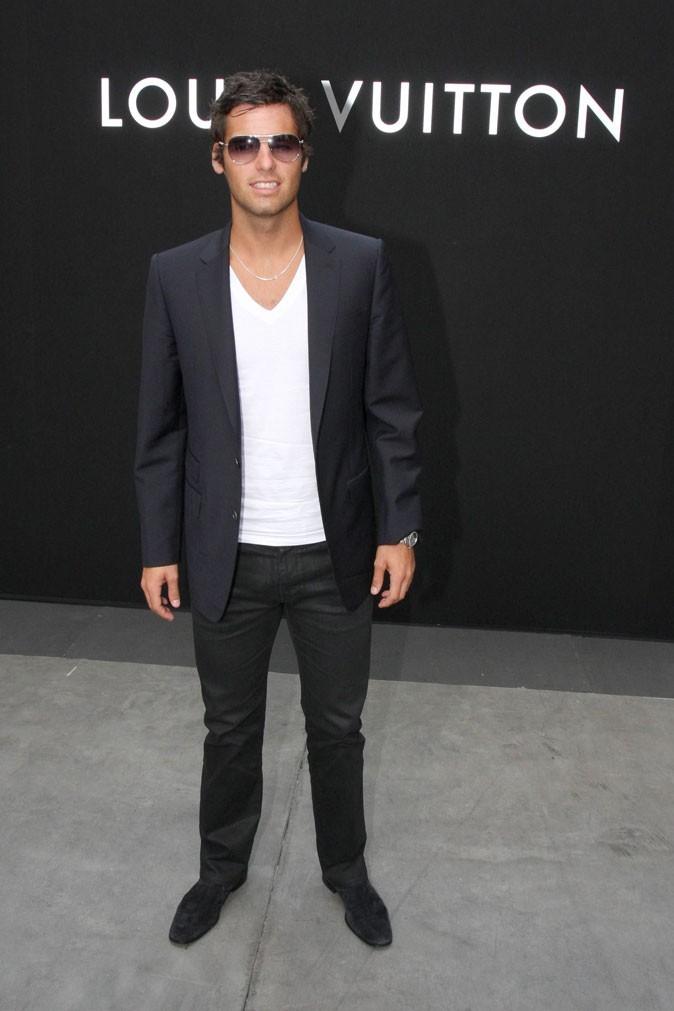 Le look fashion du joueur de foot Yoann Gourcuff
