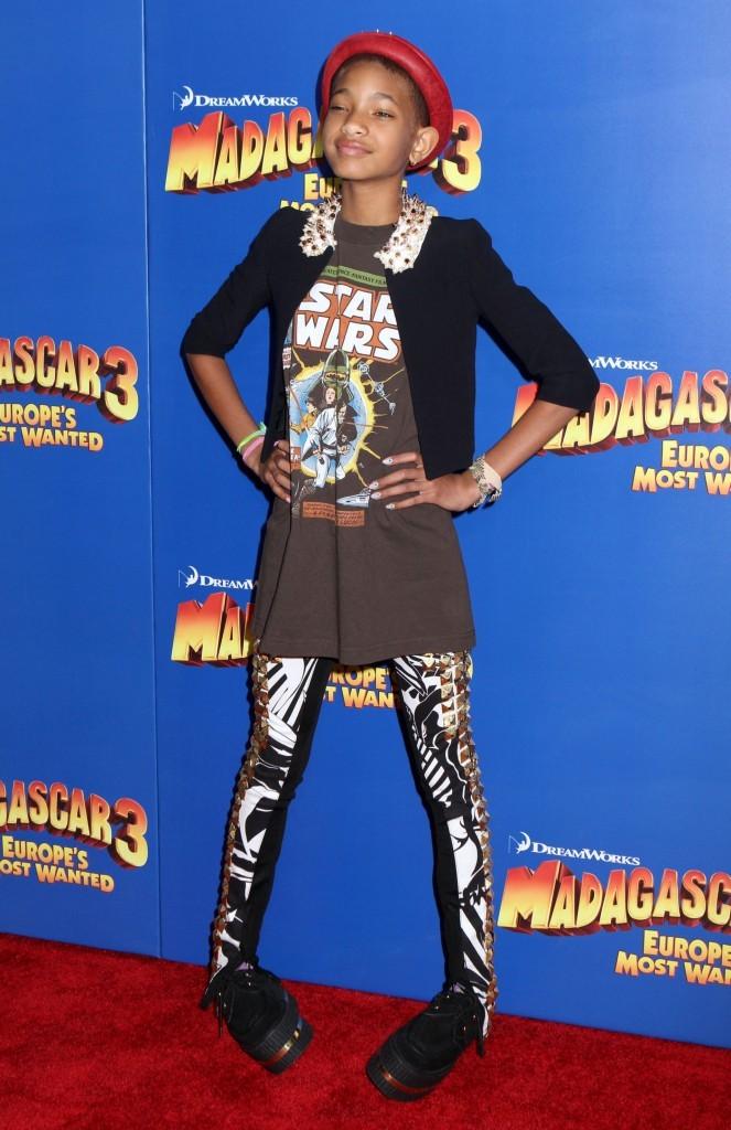 2012: A l'avant première de Madagascar 3