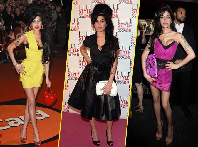 Looks d\u0027Amy Winehouse  une icône du style rétro trash inclassable !
