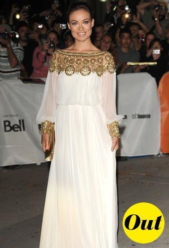 Cette robe ne te met pas du tout en valeur Olivia, dommage ...