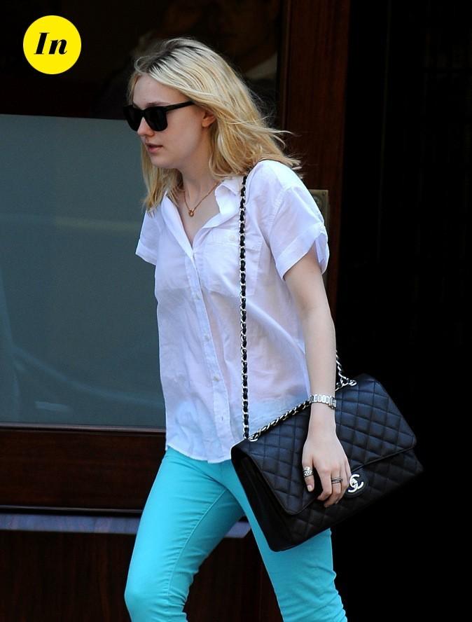 Juin 2011 : Chanel, une de ses marques préférées !