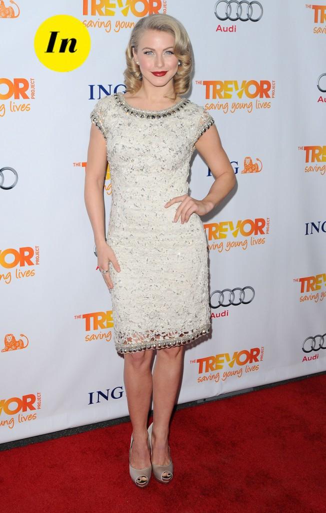 Looks de Dianna Agron (Glee)