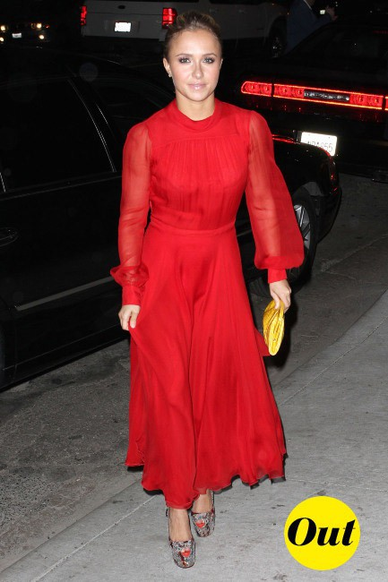 Looks de Hayden Panettiere: découvrez son CV fashion !