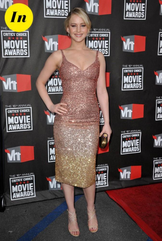 """Looks de Jennifer Lawrence : retour sur le CV fashion de la star de """"Hunger Games : L'embrasement """" !"""