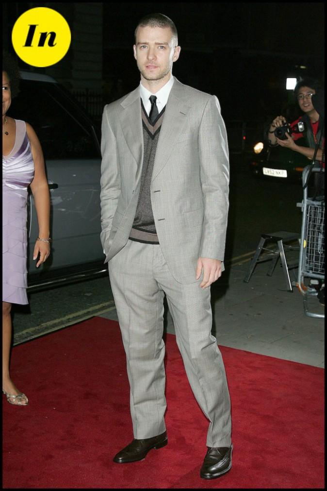 Looks de Justin Timberlake : retour sur le CV fashion de l'artiste multicasquette !