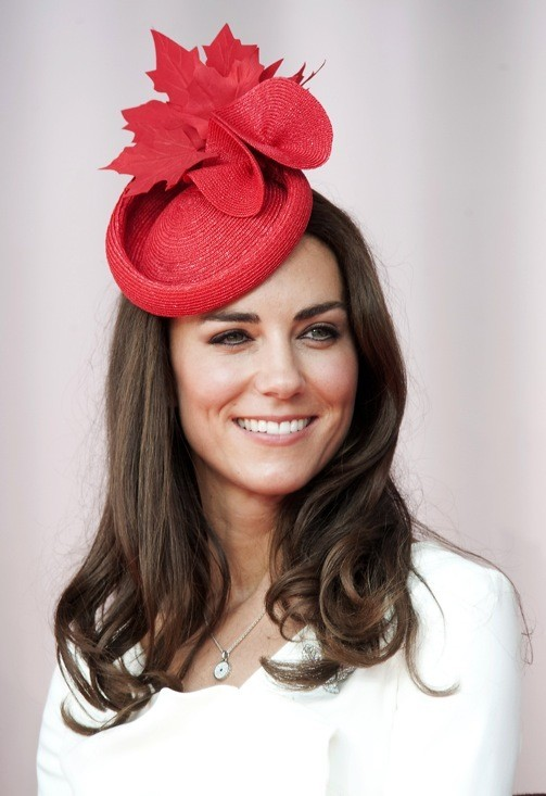 Kate Middleton au Canada
