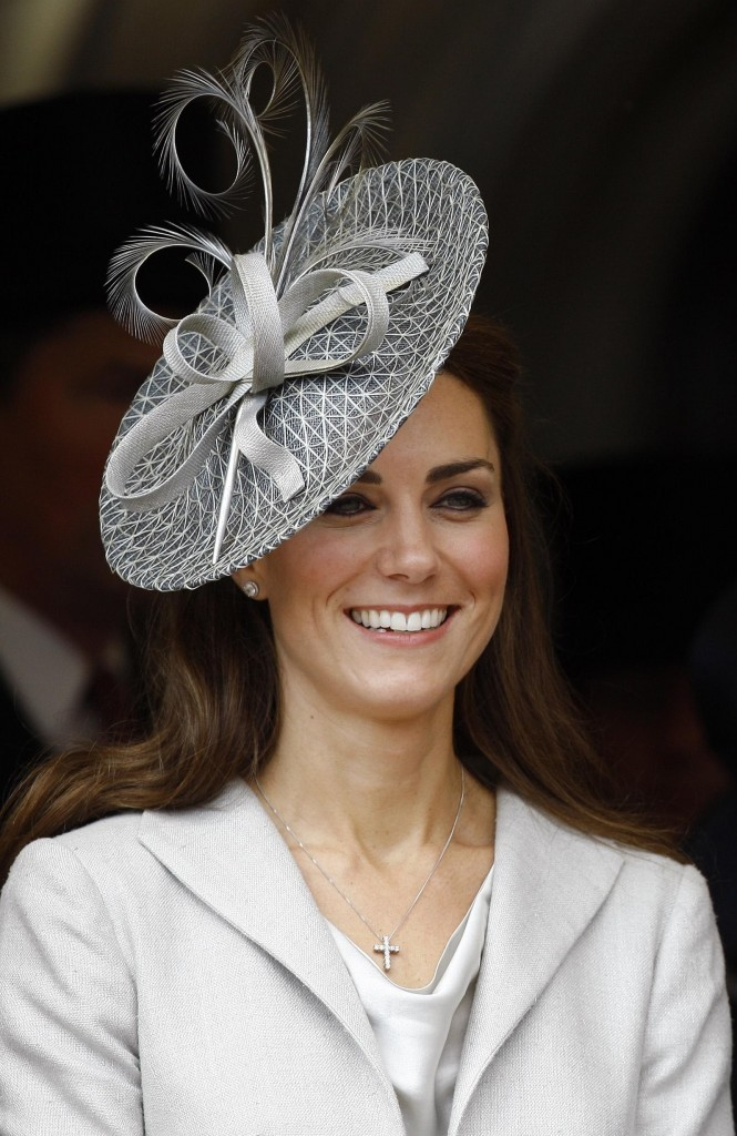 Kate Middleton en juin 2011