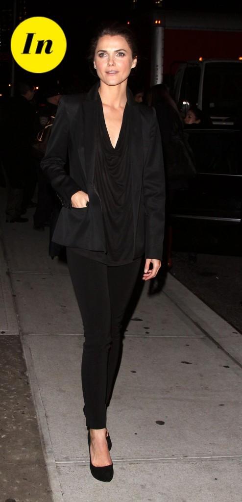 Looks de Keri Russell (Felicity) après sa métamorphose : découvrez son CV fashion !