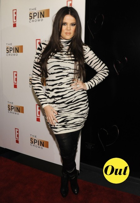 Fashion faux pas pour Khloe