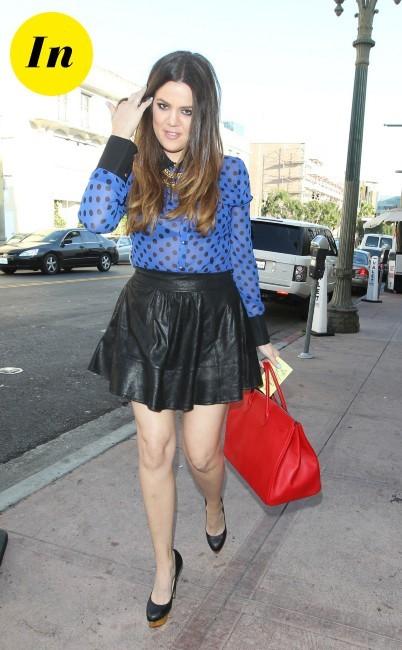Khloe Kardashian : une vraie bombe !