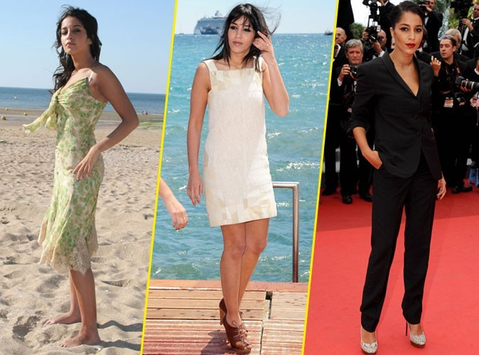 Looks de Leïla Bekhti : Un style classique chic pour l'actrice française !
