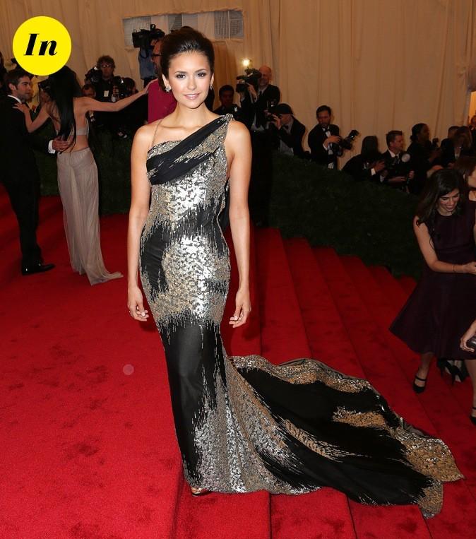 Une robe parfaite pour un rendu glamour !