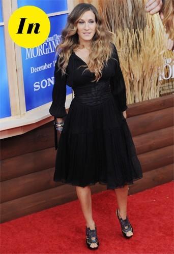 En petite robe noire