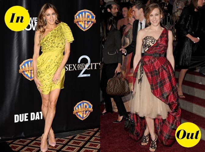 Looks de Sarah Jessica Parker : un parcours fashion semé d'embûches !