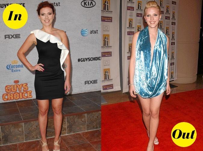 Looks de Scarlett Johansson : la bombe traîne de belles casseroles fashion !