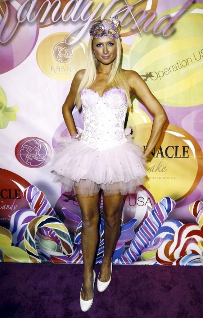 Le tutu de Paris Hilton !