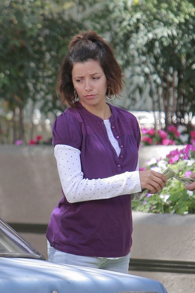 Looks d'Eva Longoria : une tenue négligée dans Desperate Housewives !