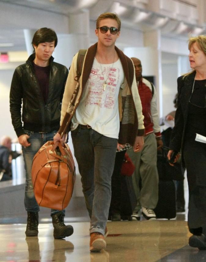 Ryan Gosling : à deux doigts de devenir un bimboy ??