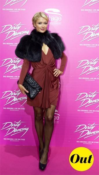 Paris Hilton (arrière-petite-fille de Conrad Hilton fondateur de la chaine hotelière)