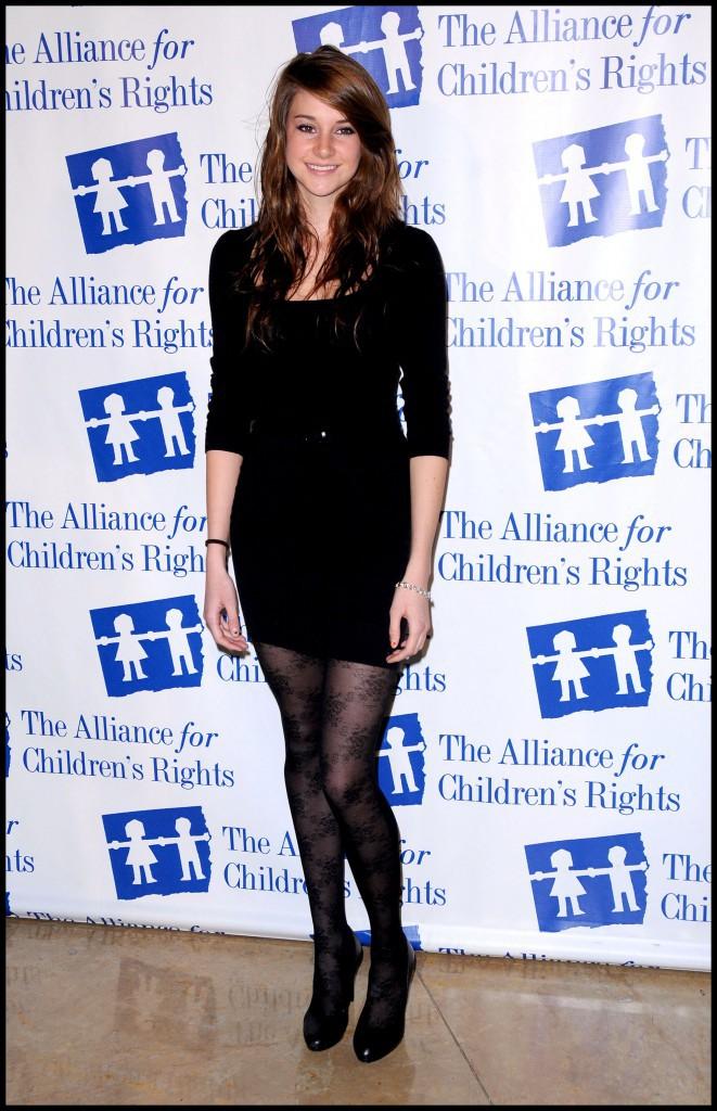 Shailene Woodley : fan de la petite robe noire indémodable !