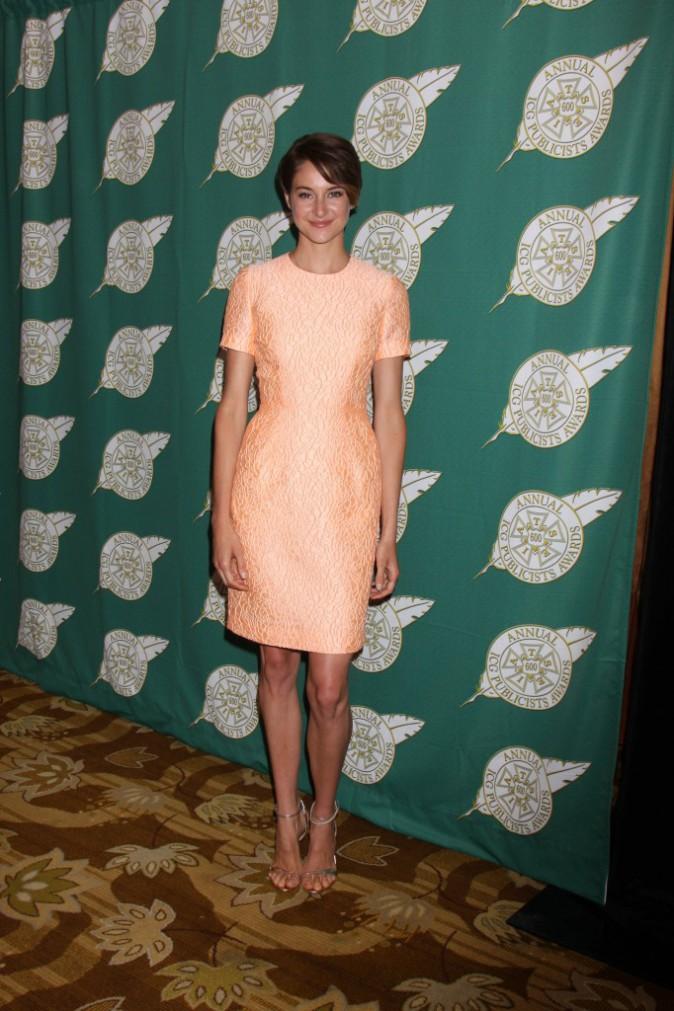 Shailene Woodley : un tantinet BCBG ?